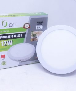 Luminaria led 12 watts