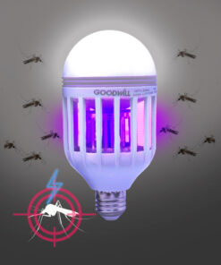 Foco led mata mosquitos 15W