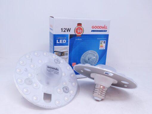Lámpara led 12W