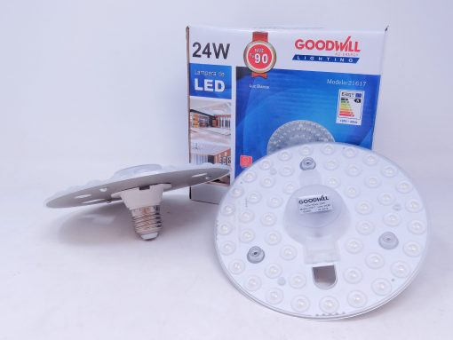 Lámpara led 24W
