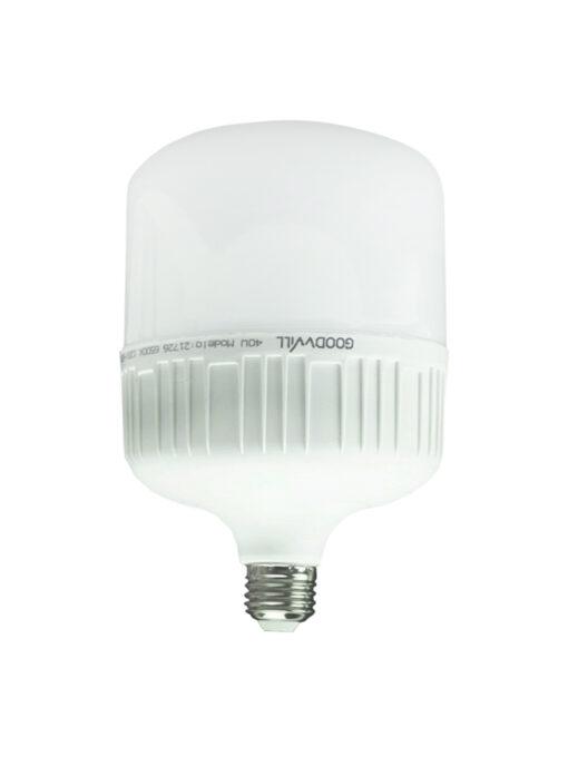 Lámpara led 40 watts