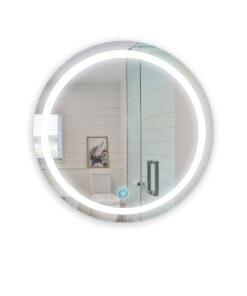Espejo LED touch redondo 80cm