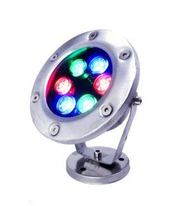 LAMPARA DE LED A PRUEBA DE AGUA DE 6W 22272