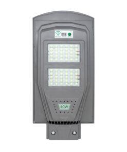 Luminaria urbana solar 40w